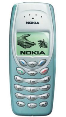 Nokia 3410 original