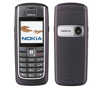Nokia 6020 Black original