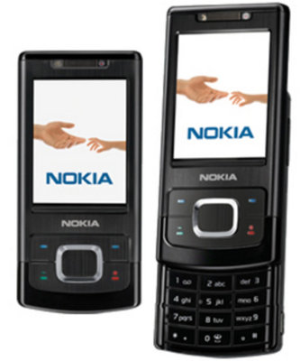 Nokia 6500 Slide original