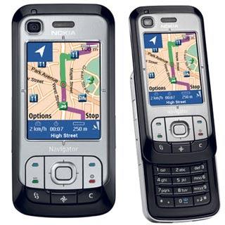 Nokia 6110 Navigator original