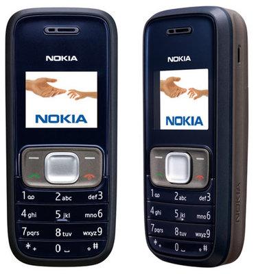Nokia 1209 original