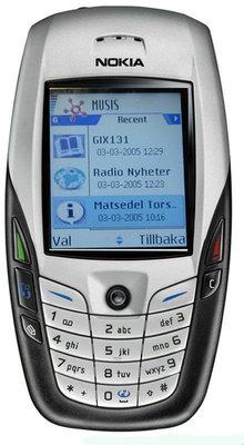 Nokia 6600 original