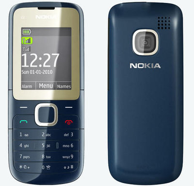 Nokia C2-00 original