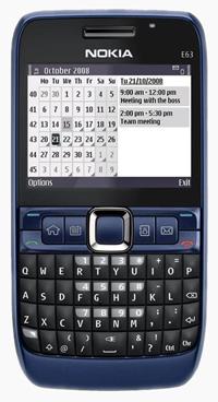 Nokia E63 Original
