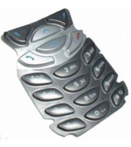 Original Tastenmatte Nokia 6310/6310i SilberGrau