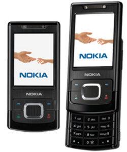 Nokia 6500 Slide original