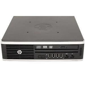HP 8200 Elite USDT   Intel Core i5 2500S   4GByte RAM   128GByte SSD