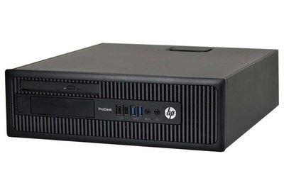 HP ProDesk 600 G1 SFF | Intel Core i3 4130 | 128 GByte SSD | 8GByte RAM